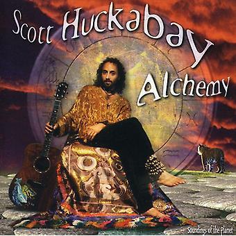 Scott Huckabay - Alchemy [CD] USA import