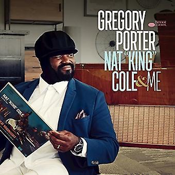 Porter*Gregory - Nat King Cole & Me [CD] USA import
