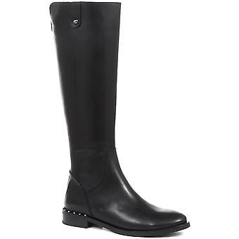 Jones Bootmaker Leather Knee High Boot
