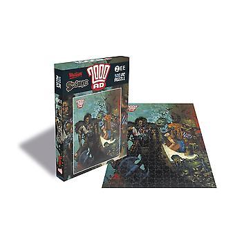 2000Ad - slaine - 500 piece puzzle