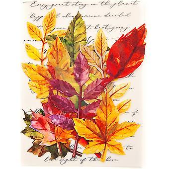 Prima Marketing Leaf Embellishments Fall Solstice
