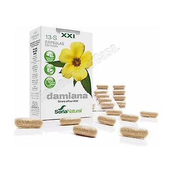 13 S Damiana (XXI Formula) 30 capsules