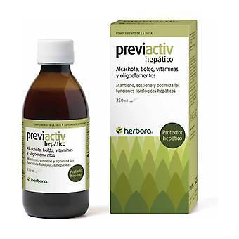 Previactiv Hepatico S / A 250 ml