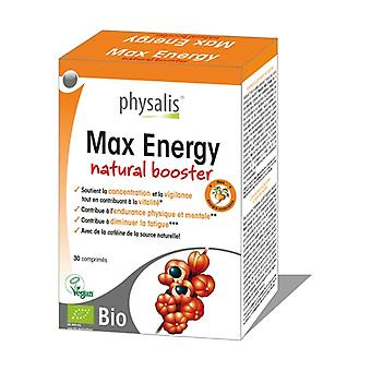 Max Energy 30 tablets