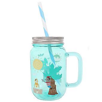 Etwas anderes Piratenabenteuer Glas trinken
