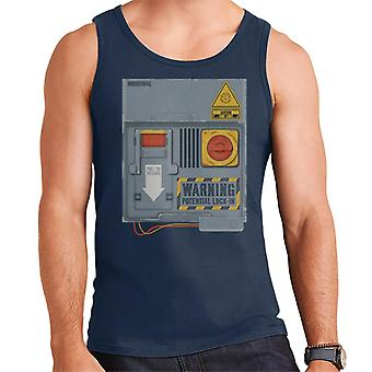 The Crystal Maze Lock In Board Men's Vest