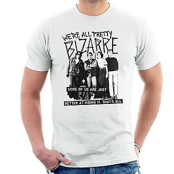 Frukostklubben var alla ganska bisarra män ' s T-shirt