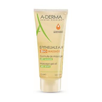 A-Derma Epitheliale Ah Duo Massage Gel-Oil 100 ml gel