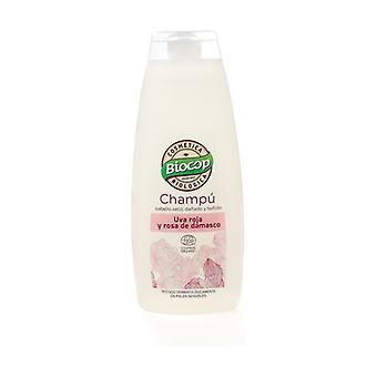 Red and pink grape shampoo from Damascus 400 ml