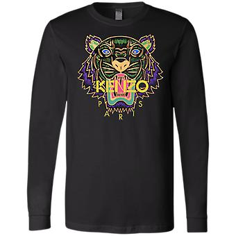 Kenzo bella + canvas men's jersey ls t-shirt
