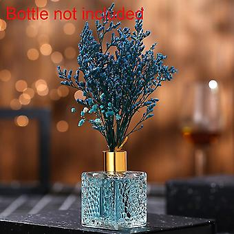 Aroma Diffuser Faux Flower Rattan Sticks Set