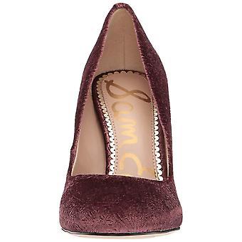Sam Edelman Womens stillson Leather Round Toe Classic Pumps
