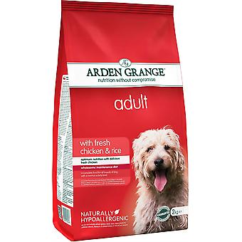 Arden Grange Adult Dog - Pollo & Riso - 2kg