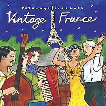 Putumayo Presents - Vintage France [CD] USA import