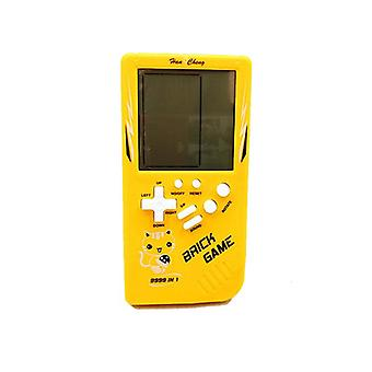 Portable Game Console Tetris - Handheld Game Players With Lcd Screen -