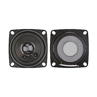 Mini Audio Portable Speakers - Full Range Sound Speaker 4.8 Ohm 10W Loudspeaker