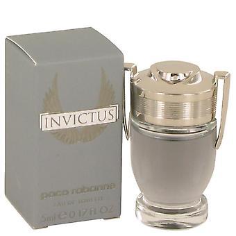 Invictus mini edt by paco rabanne 5 ml
