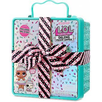 L.O.L Yllätys! Sprinkles Doll Deluxe -lahjayllätys