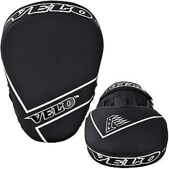 VELO Focus Pad Matte Leather FCP-MATTE-White-Black