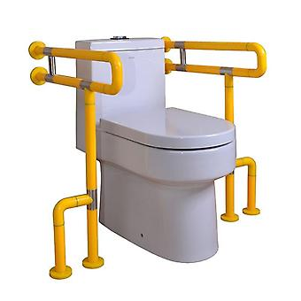 Toilet Handrail Load 200kg Stainless Steel Old Man Child Disabled Auxiliary Tool Safe Non-slip Handrail