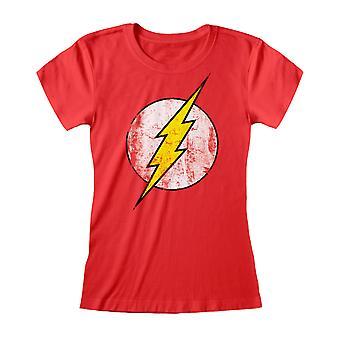 Flash Womens/Ladies Logo T-Shirt