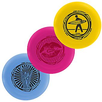 Frisbee Pro-Classic 130g (1 Random Supplied)