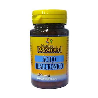 Hyaluronic acid 60 tablets of 100mg