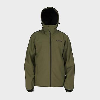 New Navitas Men's Hooded Soft Shell Jacket Green