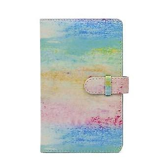 3 Inch 96 Pockets Mini Photo Album Compatible With Films Taken With Fujifilm