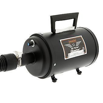 Metro Air Force Acciaio Variabile Velocità Blaster Pet Grooming Dryer