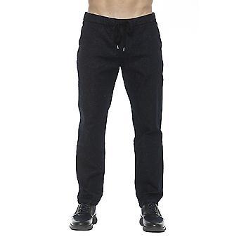 Men's Blue Care Label Pants