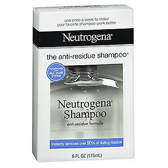 Neutrogena Anti-Residu Shampoo, 6 oz