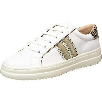 Geox Womens/Ladies D Pontoise D Leather Trainers