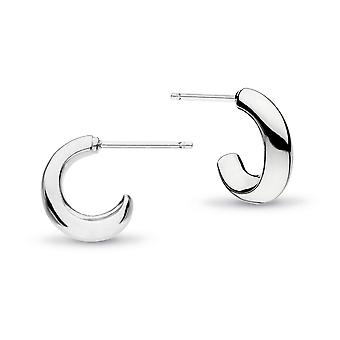 Kit Heath Bevel Cirque Semi-Hoop 12mm Boucles d'oreilles Stud 4191RP