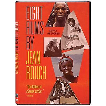 Acht Filme von Jean Rouch [DVD] USA import