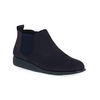 Frau nabouck navy shoes