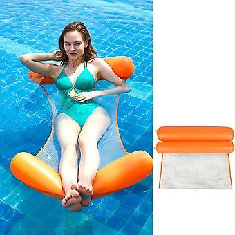 Piscina inflable hamaca de agua piscina playa silla de salón flotante