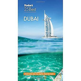 Fodor's Dubai 25 Best (Full-color Travel Guide)
