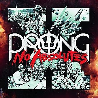 Prong - X - No Absolutes [CD] USA import