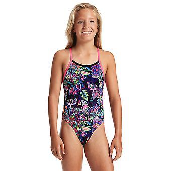 أمانزي بنات سينوريتا ملابس السباحة