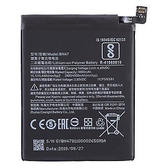 3900mAh LiポリマーバッテリーBN47用小米科美Redmi 6 Pro