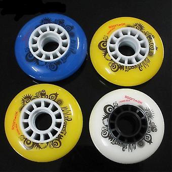 عجلات تزلج مضمنة، 85a التزحلق على عجلات التزحلق على الجليد الحرة