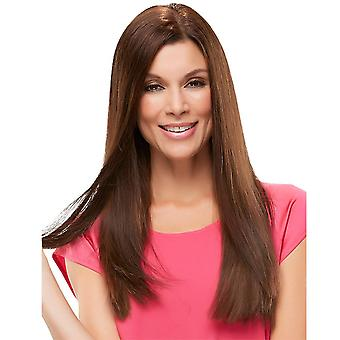 Women's Wig Realistic Fluffy Long Straight Hair Wig Chemical Fiber Hair Head Cover