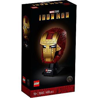 LEGO 76165 Iron Man Kypärä
