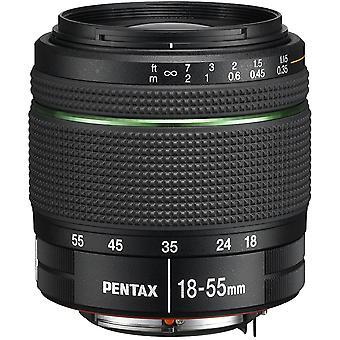 smc DA 18-55mm f/3.5-5.6 AL WR Zoom Lens