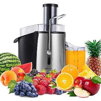 PureMate 1000W NaturoPure Powerful Whole Fruit and Vegetable Juice Extractor, Centrifugal Juicer