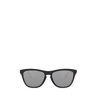 Oakley OO9428 matta musta muste miesten aurinkolasit