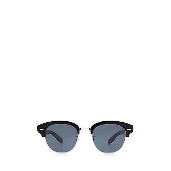 أوليفر الشعوب OV5436S النظارات الشمسية الذكور الأسود