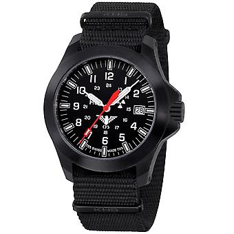 Mens Watch Khs KHS.BPLDR.NB, Quartz, 40mm, 10ATM