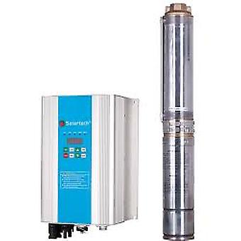 Spm41200c076 1200w Solar Pumping Omvormer en 1100w permanente magneetpomp, 110v